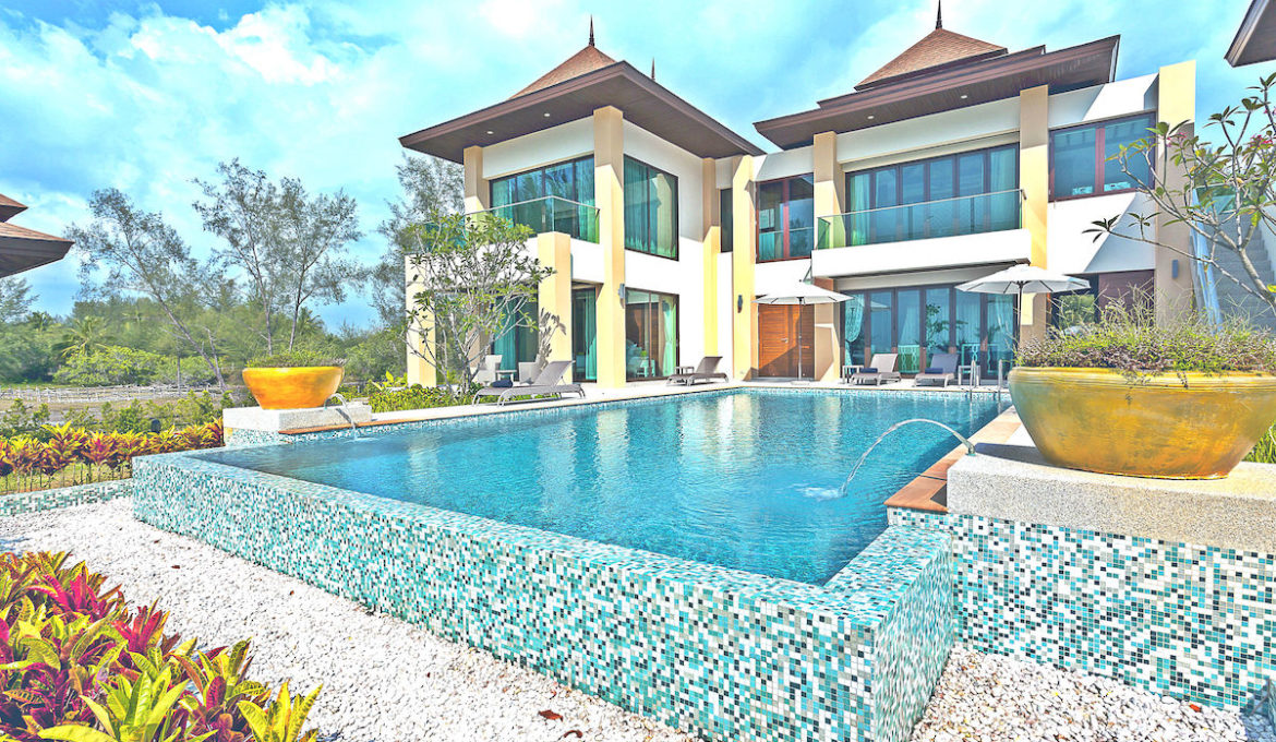Premium 3-Bedroom Villa with Private Pool