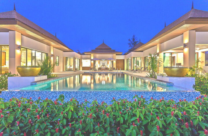 Luxury 3-Bedroom Villa with Private Pool