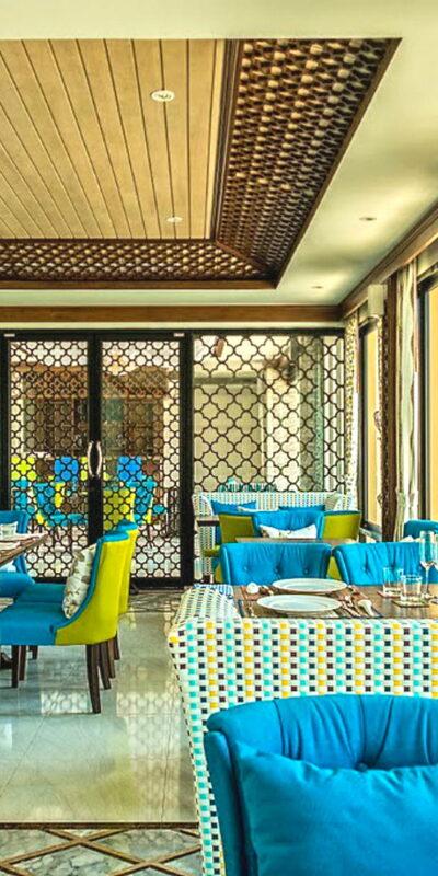 Food and Beverages Selection at Ataman Luxury Villas