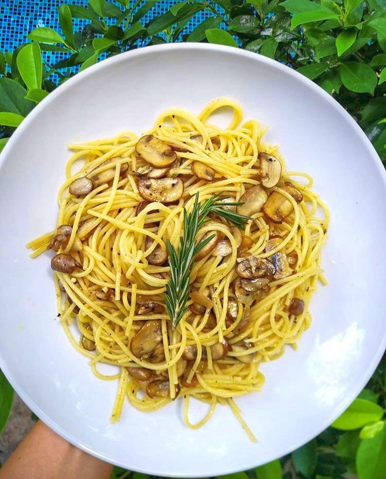 Spaghetti Fungi