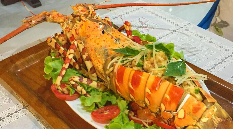Thai Cuisine at Ataman Luxury Villas