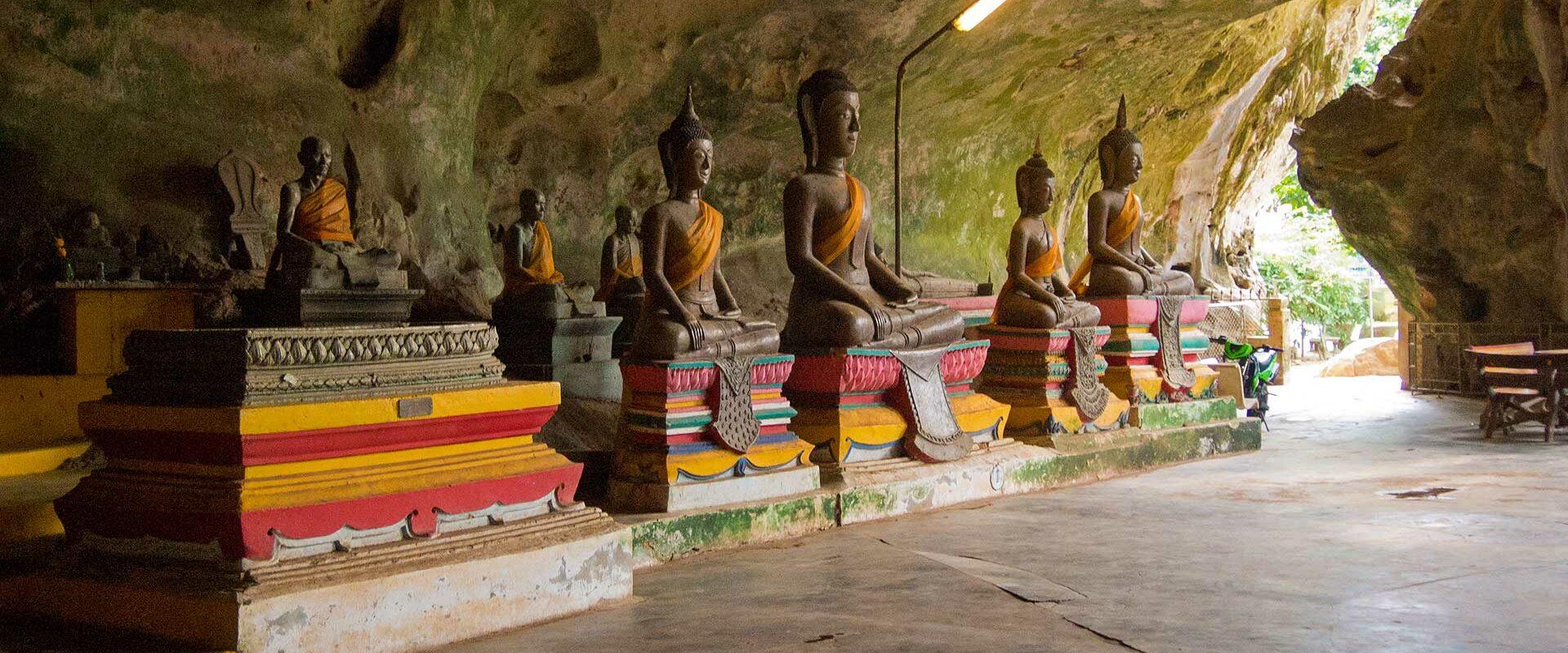 Buddhist Temples of Phang Nga